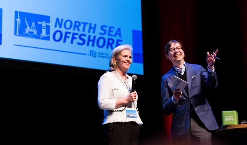 In Den Helder vond begin juni de vijfde editie van North Sea Offshore (NSO) plaats.