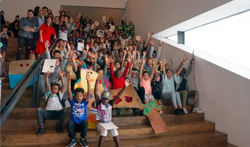 Deelnemers van de Zomerschool