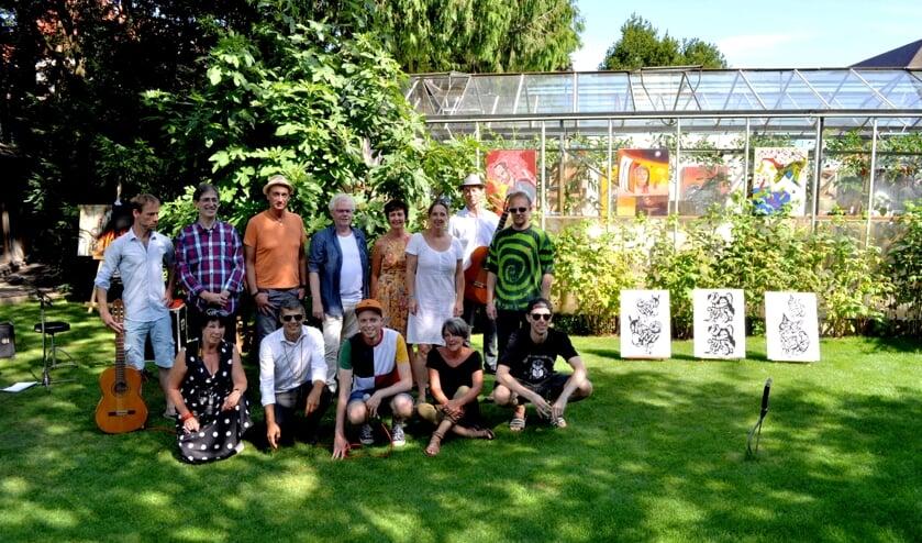 Kunstenaars uit de regio gaan aan de slag met het thema 'Gouden Eeuw'.