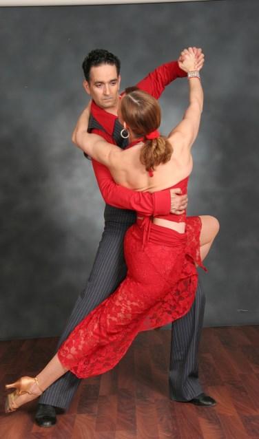 Latin salsa.