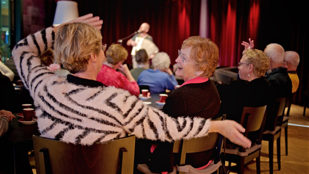 Route 65 is al jaren populair onder senioren uit Heerhugowaard en omgeving. (Foto: Frits de Beer) © rodi