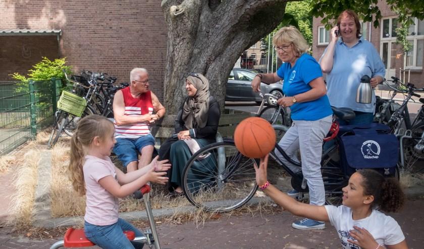 in de jaarfolder van Welschap Welzijn tref je veel activiteiten voor kinderen aan.