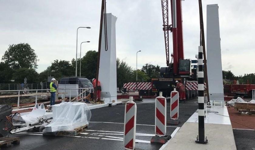 Werkzaamheden aan Kerkwegbrug: houdt vanaf 28 augustus rekening met vertragingen