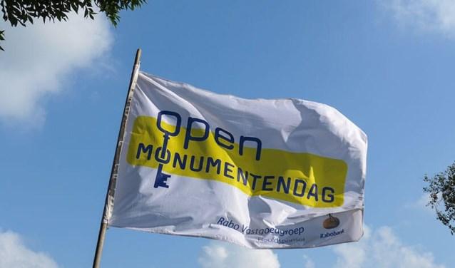 De Open Monumentendag komt er weer aan.