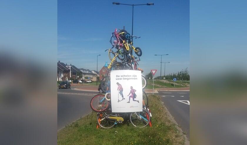Kinderen en jongeren zijn in het verkeer het meest gebaat bij oplettende volwassenen.