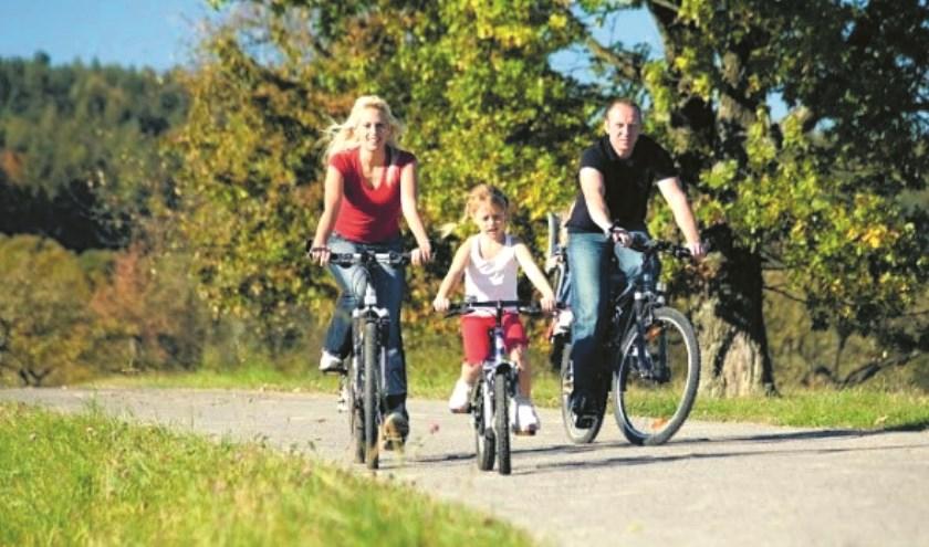 De Waardse Tunnelroute: met het hele gezin sportief bezig zijn voor het goede doel.