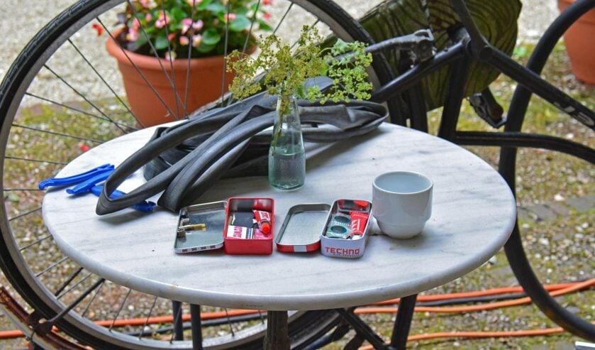 Op 21 september zijn belangstellenden welkom in het Repair Café in Paviljoen Westerhout.