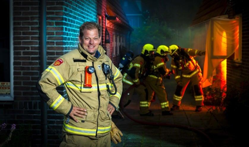 Tachtig jaar brandweerkazerne Koedijk.