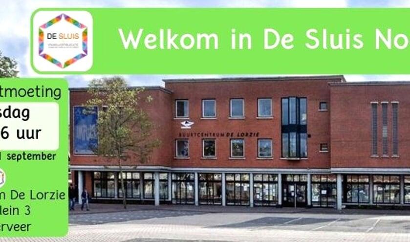 Taalcafé De Sluis is vanaf 11 september makkelijker te bereiken.