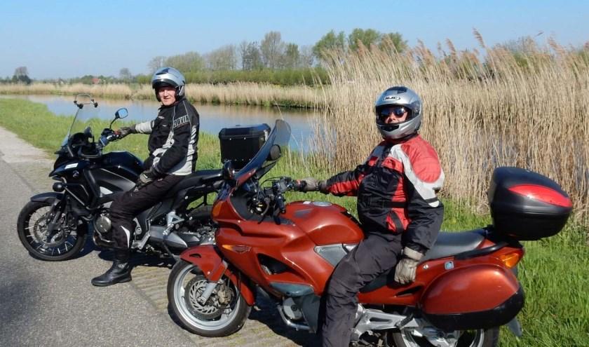 Doe ook mee met de Hertog Willem Motortoertocht en steun de ijsclub.