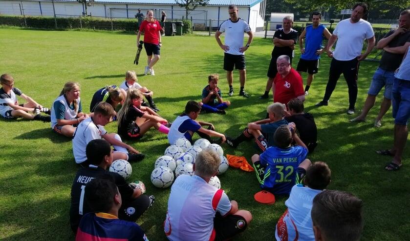 De jeugd van Velsen-Noord blijft in ontwikkeling.