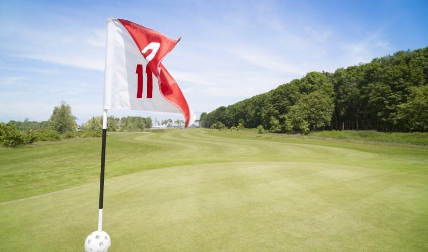 De course van Kavel II is uitdagend, maar zeker toegankelijk voor golfers van elk niveau.