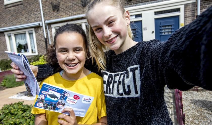 Steun het verenigingsleven in uw dorp of stad en koop lootjes van de Grote Clubactie.