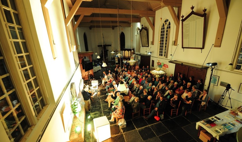 Vorig jaar was de vierde editie van Verhalen Halen in de Kooger Kerk een groot succes.