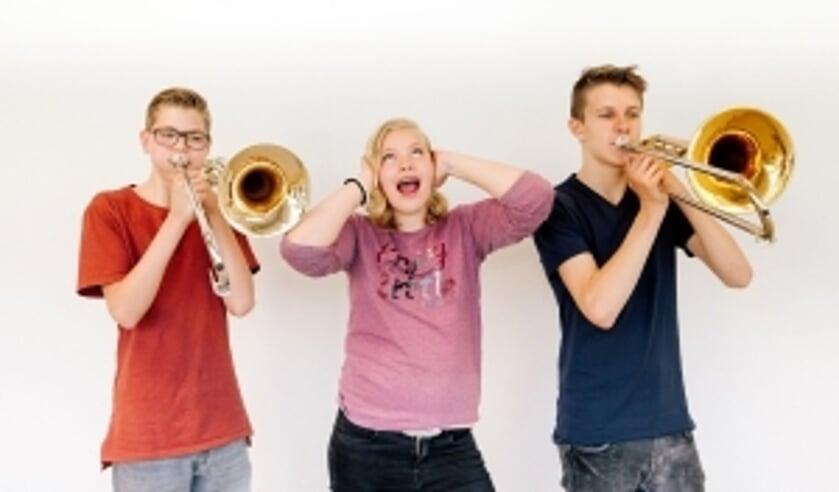 In het Cultuurhuis kun je voor allerlei muzikale cursussen terecht.