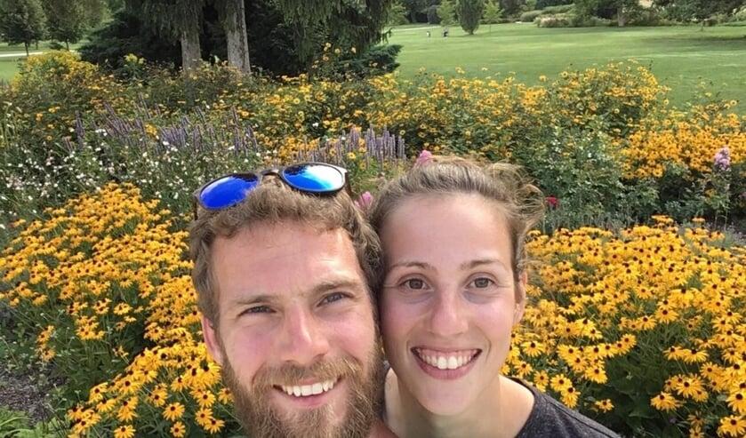 Lindsey Hoeven en Michel Peulen uit Enkhuizen: 'We moeten nu iets doen!'