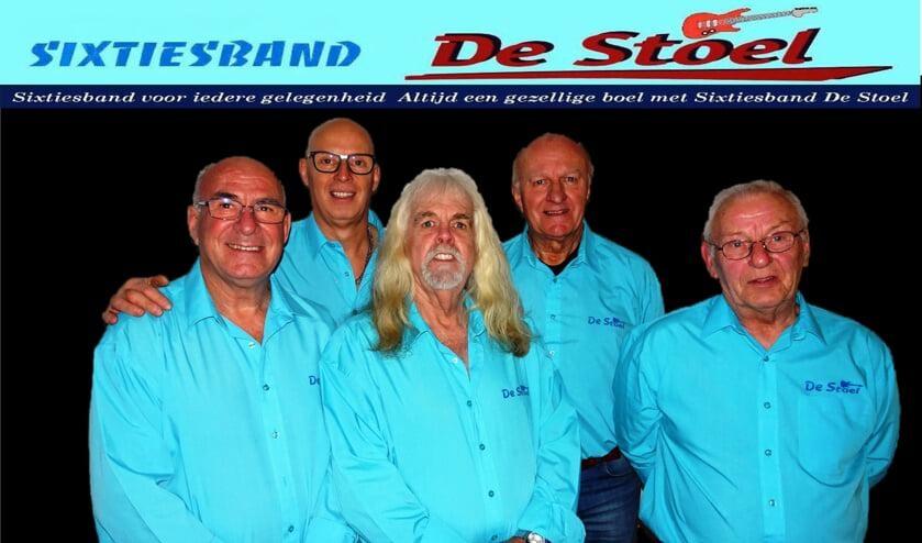 De Stoel speelt 29 september in café Halfweg in Midwoud. Mis het niet!