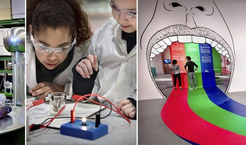 NEMO is op drie locaties gratis te bezoeken tijdens Weekend van de Wetenschap.