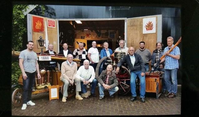 Het Zaense Brandweer Museum opent haar deuren voor een expositie.