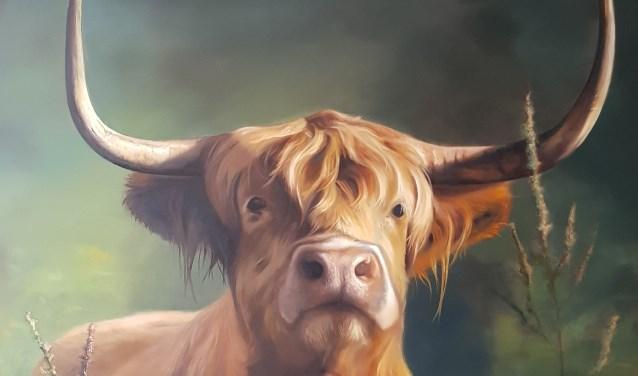 Mooi schilderwerk van Mirjam Berkhout.