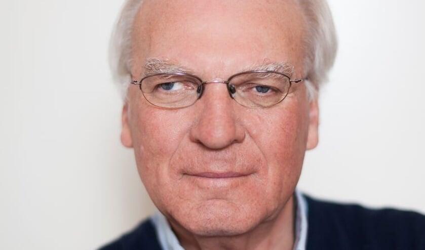 Herman Pleij is regelmatig te gast bij De Wereld Draait Door.