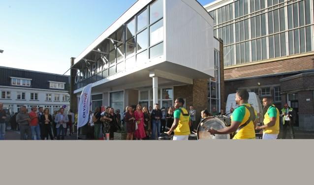 Opening van Olympia.