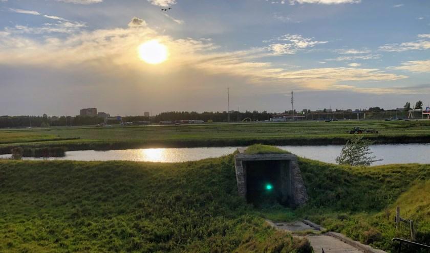 Bij een nieuwe onderzoek wordt de leefbaarheid in de Broekpolder niet aangetast; ook het landschap loopt minder schade op.