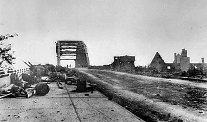 Operatie Market Garden liep uit op een mislukking.