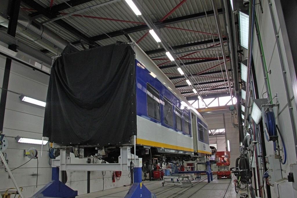De grote werkplaats van binnen. (Foto: Wikimedia) © rodi