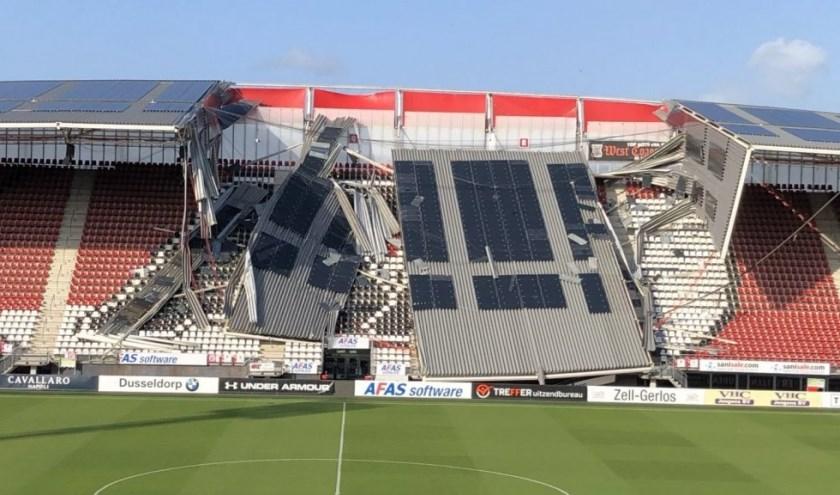 AZ wil voor de winterstop weer in het eigen AFAS Stadion spelen.