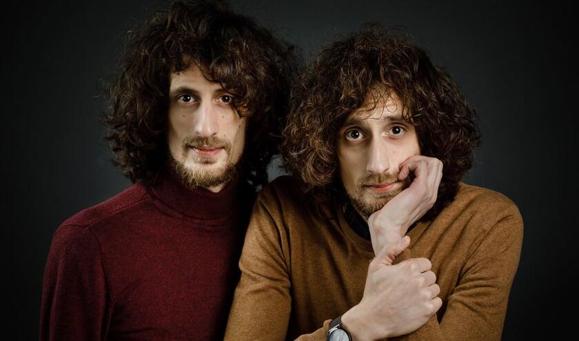 De tweelingbroers van Tangarine treden 28 september op in Theaterkerk Hemels.
