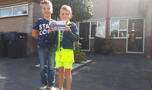 Maarten en Naud rekenen op uw steun!