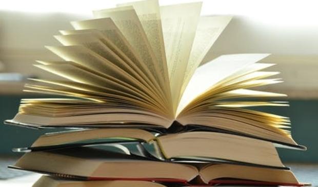 <p>Kom lekker snuffelen tussen de boeken tijdens de boekenmarkt in de Koepelkerk.&nbsp;</p>