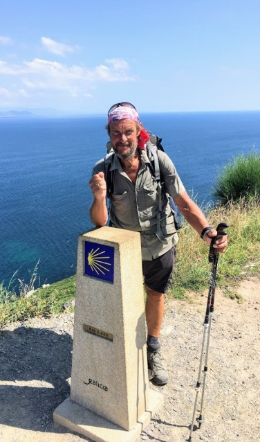 Klaas Aaij vertelt over zijn reis