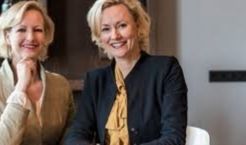Liane (links) en Carola de Ruijter.