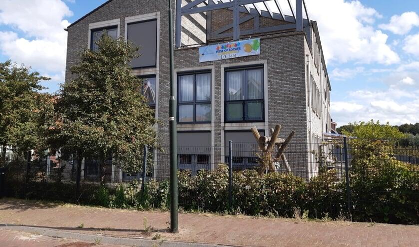 Esdege-Reigersdaal Locatie de Binnenroe viert samen feest met alle buren van de Twuijverhoek.