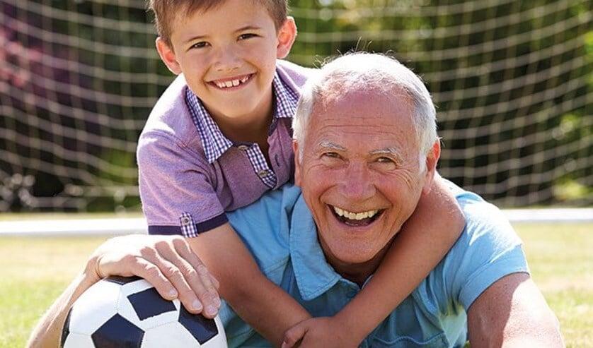 Opa en oma zijn welkom bij DEM op zondag 15 september.