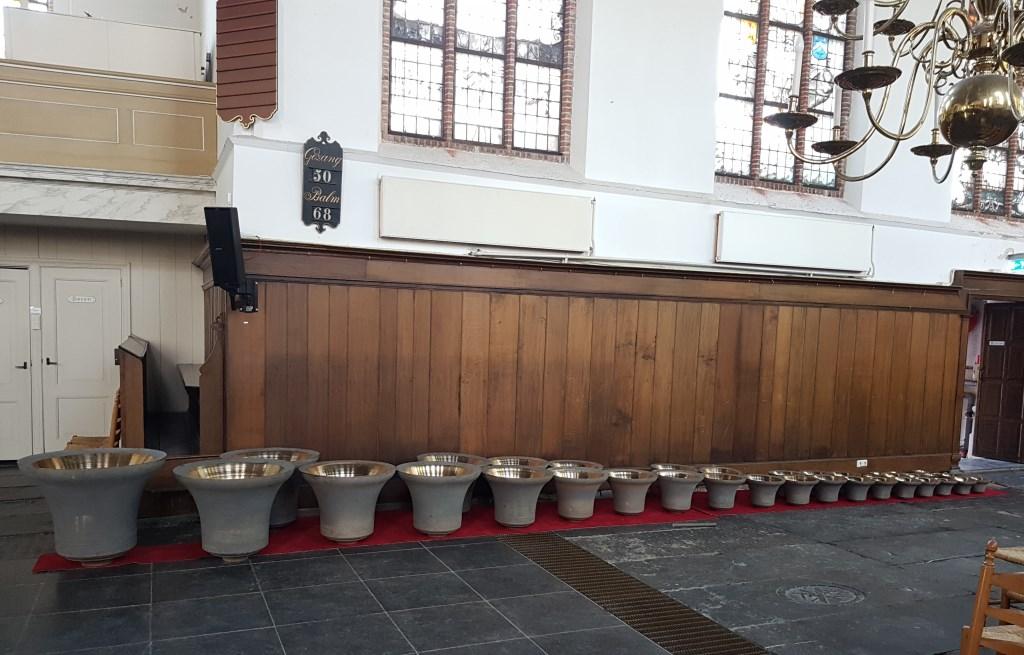 Het carillon in De Rijp telt 43 klokken  © rodi