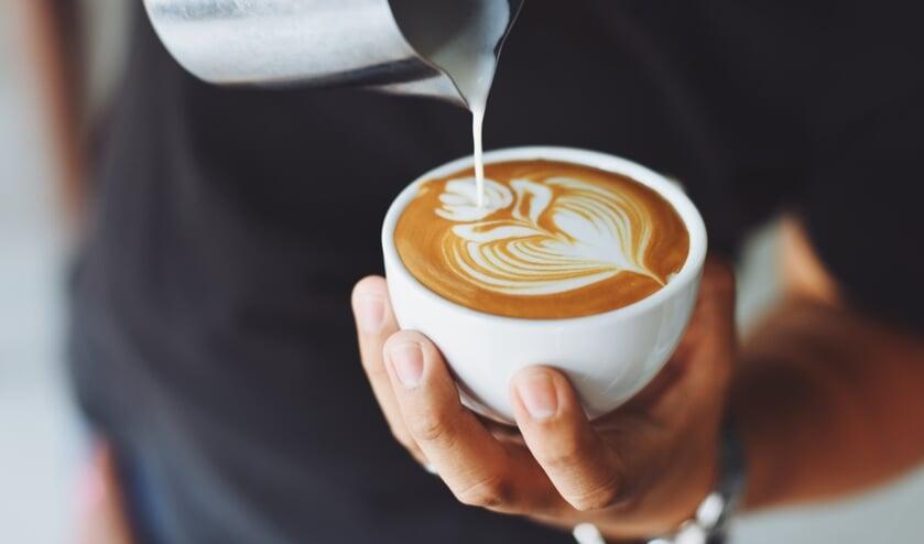 Voor ieder wat wils: ook een kopje koffie