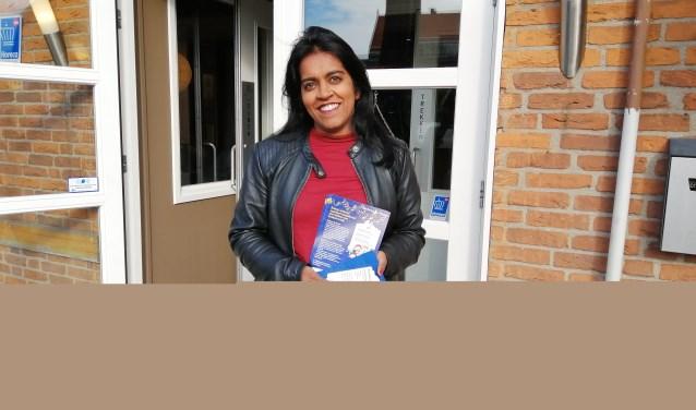 Vanita Attema is de initiatiefnemer van de actie.