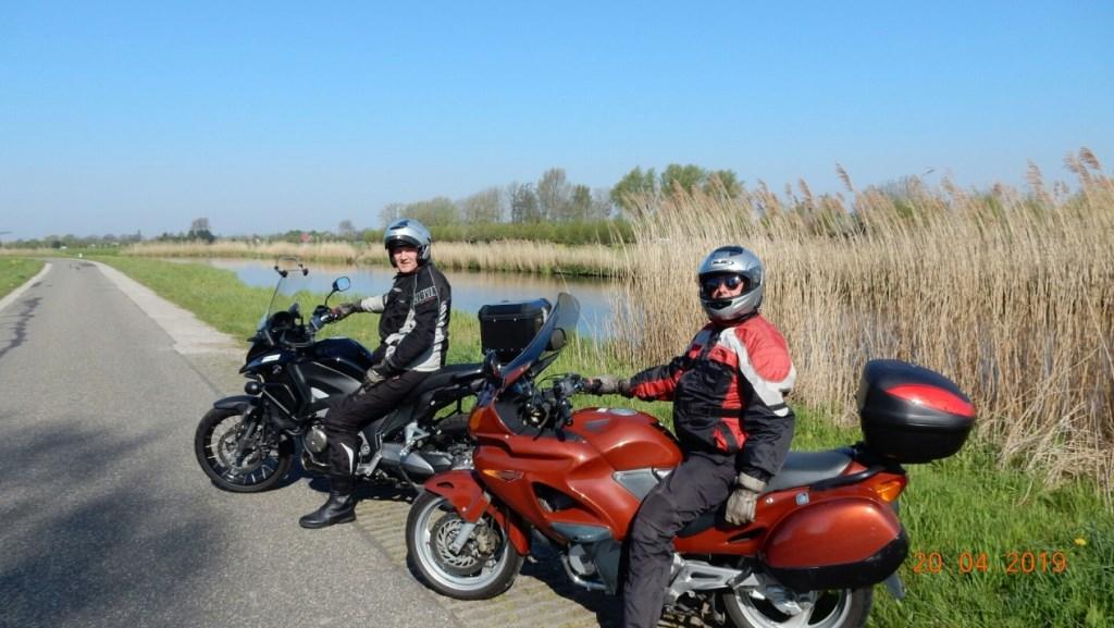 Doe ook mee met de Hertog Willem Motortoertocht en steun de ijsclub.  © rodi