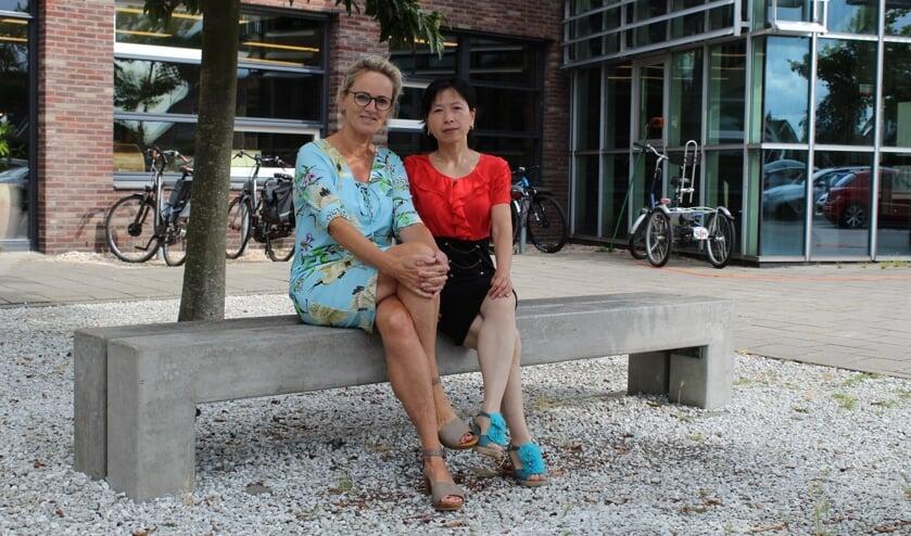 Muzikante Irma, Rosy en Tereza van de Bibliotheek Langedijk (niet op de foto) zijn de initiatiefnemers van het nieuwe Taalkoor Langedijk.