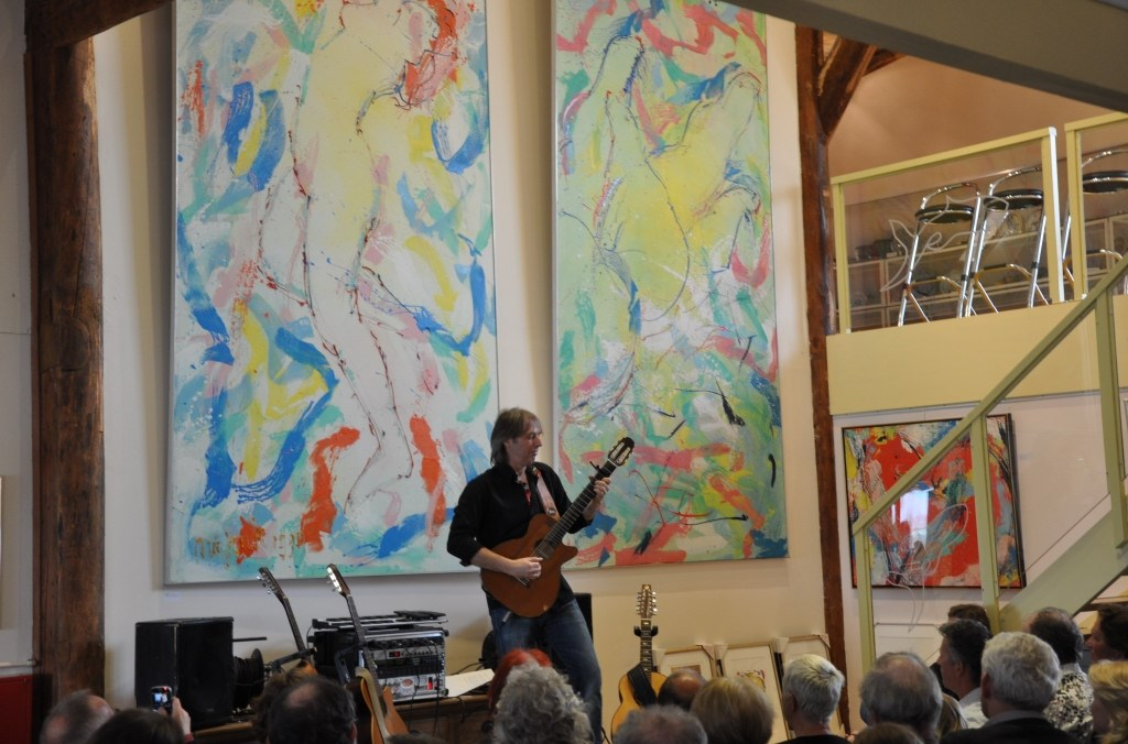 Concert Harry Sacksioni  © rodi
