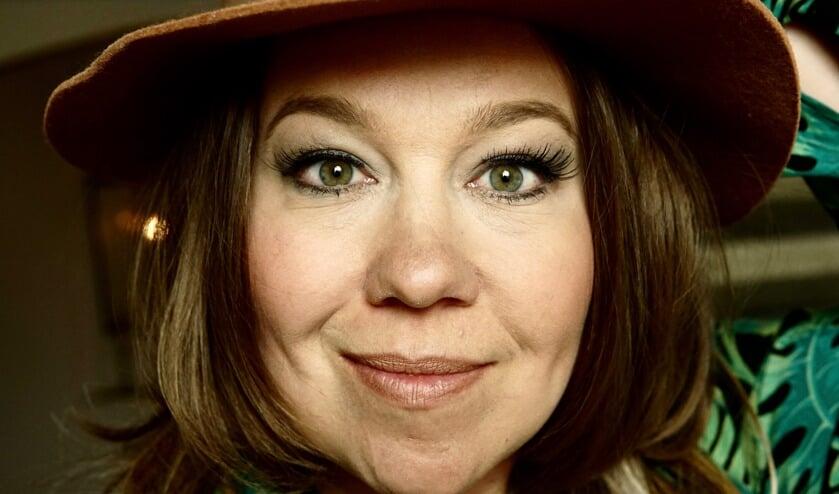 Esther Groenenberg treedt 5 oktober op in Theaterkerk Wadway.