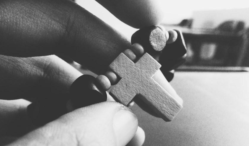 Verdiep je verder in je geloof.
