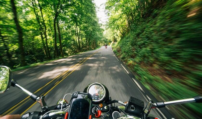Met de motor langs de mooiste plekjes in de provincie.