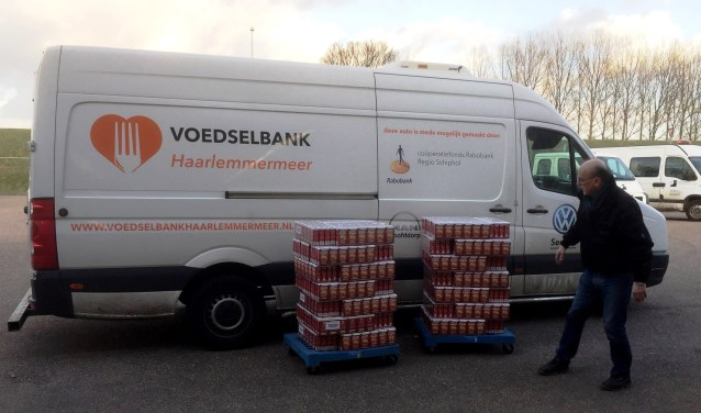 Voedselbank Haarlemmermeer.