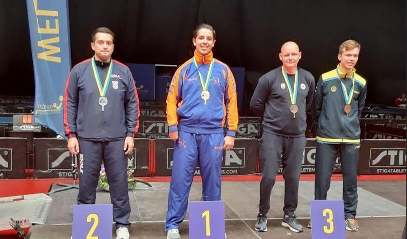 De Alkmaarder Jean Paul Montanus heeft zich gekwalificeerd voor de Paralympics 2020 in Tokyo.