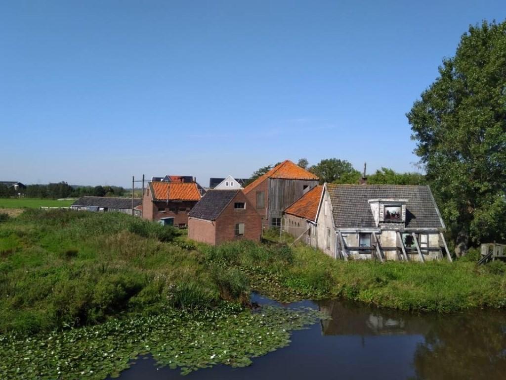 De Fronikboerderij heeft de monumentenstatus gekregen.   © rodi