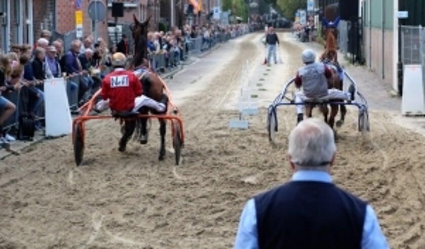 Altijd feest derde donderdag in september in Enkhuizen.
